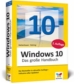 Windows 10 - Hattenhauer, Rainer; Heiting, Mareile