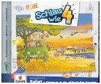 Schlau wie Vier - Safari. Abenteuer in der afrikanischen Savanne, 1 Audio-CD