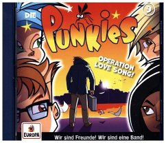 Die Punkies - Operation Love Song!, 1 Audio-CD
