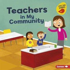 Teachers in My Community
