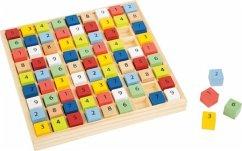 Legler 10842 - Small foot, Buntes Sudoku, Educa...
