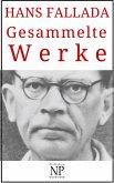 Hans Fallada - Gesammelte Werke (eBook, ePUB)