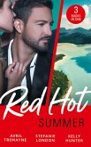 Red-Hot Summer: The Millionaire's Proposition / The Tycoon's Stowaway / The Spy Who Tamed Me (eBook, ePUB)