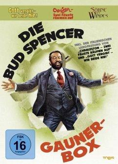 Die Bud Spencer Gauner Box DVD-Box