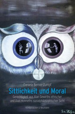 Sittlichkeit und Moral - Berner-Zumpf, Daniela