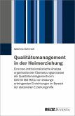 Qualitätsmanagement in der Heimerziehung (eBook, PDF)