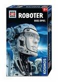 KOSMOS 711368 - WAS IST WAS, Roboter, Quizspiel, Mitbringspiel, Familienspiel