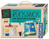 KOSMOS Alleskönner-Kiste Rucksack im Batik-Look