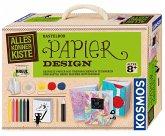 KOSMOS Alleskönner-Kiste Papier Design