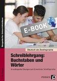 Schreiblehrgang: Buchstaben und Wörter - Sek I (eBook, PDF)