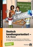 Deutsch handlungsorientiert - 5./6. Klasse (eBook, PDF)