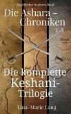 Die Ashara-Chroniken 1-3 (eBook, ePUB)