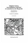 Klägliche Zeitung vom schädlichen Ungewitter in Lautenbach an der Bergstraße (eBook, PDF)