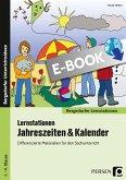Lernstationen Jahreszeiten & Kalender (eBook, PDF)