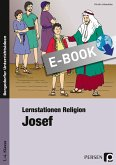Lernstationen Religion: Josef (eBook, PDF)