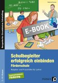 Schulbegleiter erfolgreich einbinden -Förderschule (eBook, PDF)