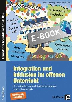 Integration und Inklusion im offenen Unterricht (eBook, PDF) - Achterberg-Scherm, Katrin; Klein, Kerstin