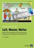 Luft, Wasser, Wetter (eBook, PDF)