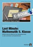 Last Minute: Mathematik 5. Klasse (eBook, PDF)