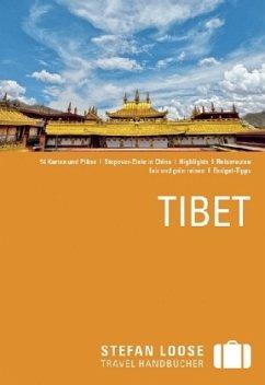 Stefan Loose Reiseführer Tibet (Mängelexemplar) - Fülling, Oliver