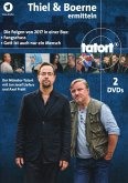 Tatort - Thiel & Boerne ermitteln (2017), 2 DVDs