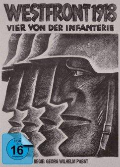 Westfront 1918 - Vier von der Infanterie (+ DVD, Limited Mediabook)