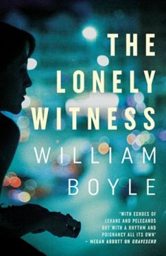 The Lonely Witness - Boyle, William