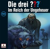 Im Reich der Ungeheuer / Die drei Fragezeichen - Hörbuch Bd.195 (1 Audio-CD)