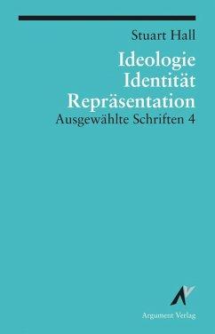 Ideologie, Identität, Repräsentation (eBook, ePUB) - Hall, Stuart