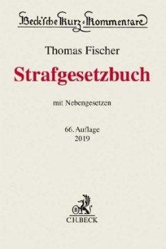Strafgesetzbuch - Fischer, Thomas