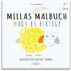 MILLAS KRITZEL MALBUCH - Mach es Fertig!