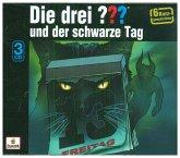 Die drei ??? - Special Kurzgeschichte: Der schwarze Tag, 3 Audio-CDs