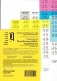 STEUERFACHANGESTELLTE Dürckheim-Griffregister Nr. 1941 (2018/192.EL) mit Stichworten