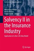 Solvency II in the Insurance Industry