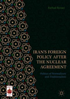 Iran´s Foreign Policy After the Nuclear Agreement