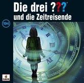 Die drei ??? und die Zeitreisende / Die drei Fragezeichen - Hörbuch Bd.194 (1 Audio-CD)