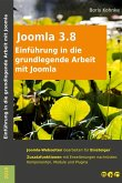 Einführung in die grundlegende Arbeit mit Joomla 3.8 (eBook, ePUB)