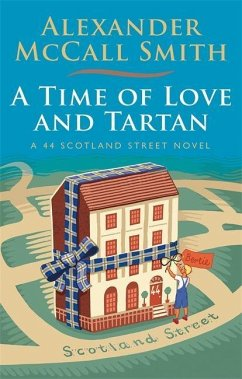 A Time of Love and Tartan - Smith, Alexander McCall