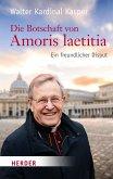 Die Botschaft von Amoris laetitia (eBook, ePUB)
