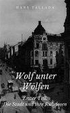 Wolf unter Wölfen - Erster Teil. Die Stadt und ihre Ruhelosen (eBook, ePUB)