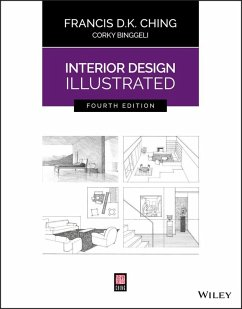 Interior Design Illustrated (eBook, ePUB) - Ching, Francis D. K.; Binggeli, Corky