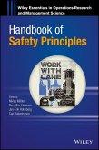 Handbook of Safety Principles (eBook, PDF)