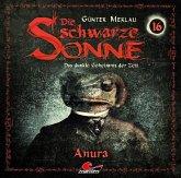Die schwarze Sonne - Anura, 1 Audio-CD