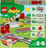 LEGO® DUPLO® 10882 Eisenbahn Schienen