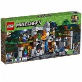 LEGO® Minecraft 21147 Abenteuer in den Felsen