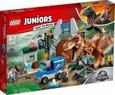 LEGO® Juniors 10758 Ausbruch des Tyrannosaurus Rex (Jurassic World)