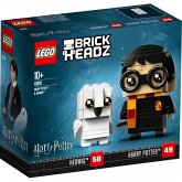 LEGO® Brickheadz 41615 - Harry Potter und Hedwig, Bausatz, Figurenbausatz