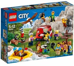 LEGO® City 60202 Stadtbewohner Outdoor-Abenteuer