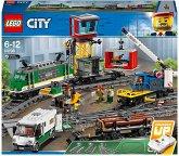 LEGO® City Eisenbahn 60198 Güterzug