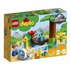 LEGO® duplo 10879 - Dino-Streichelzoo (Jurassic World)